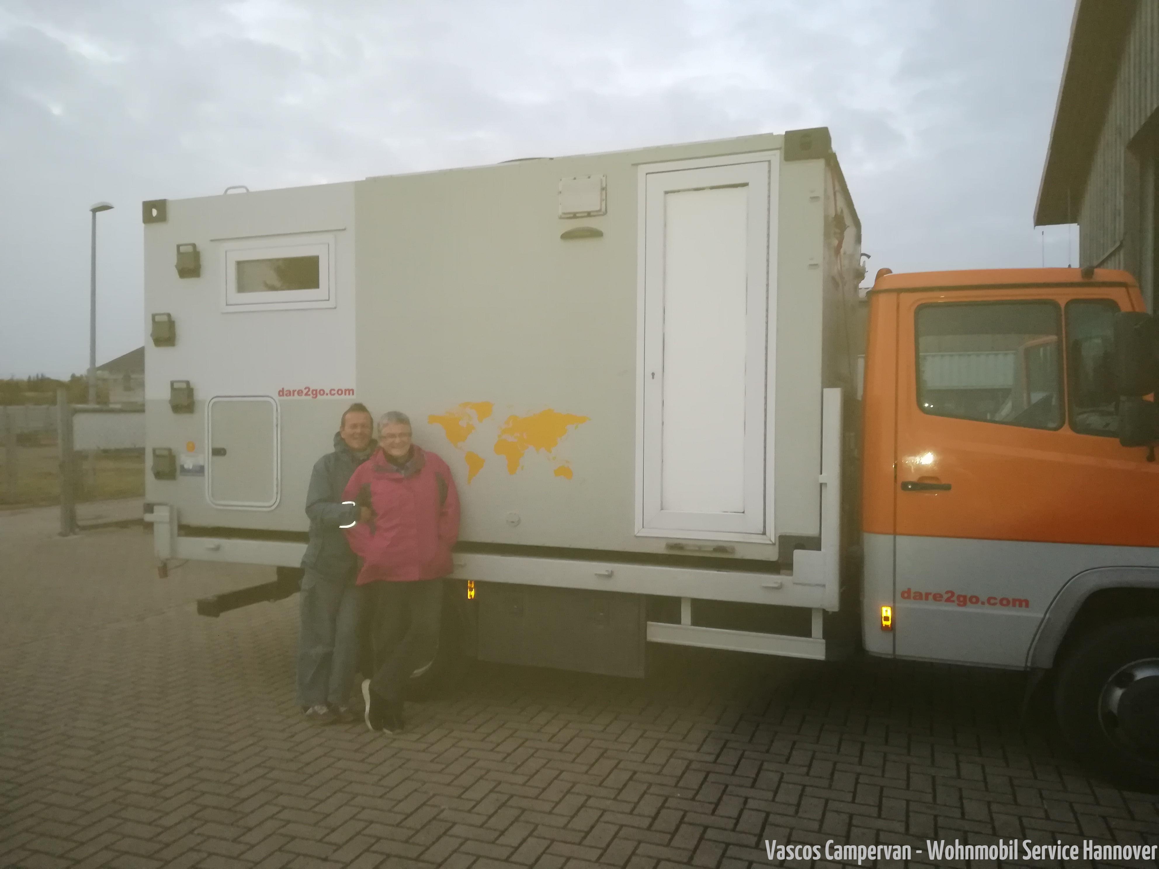 T2N mit Shelter