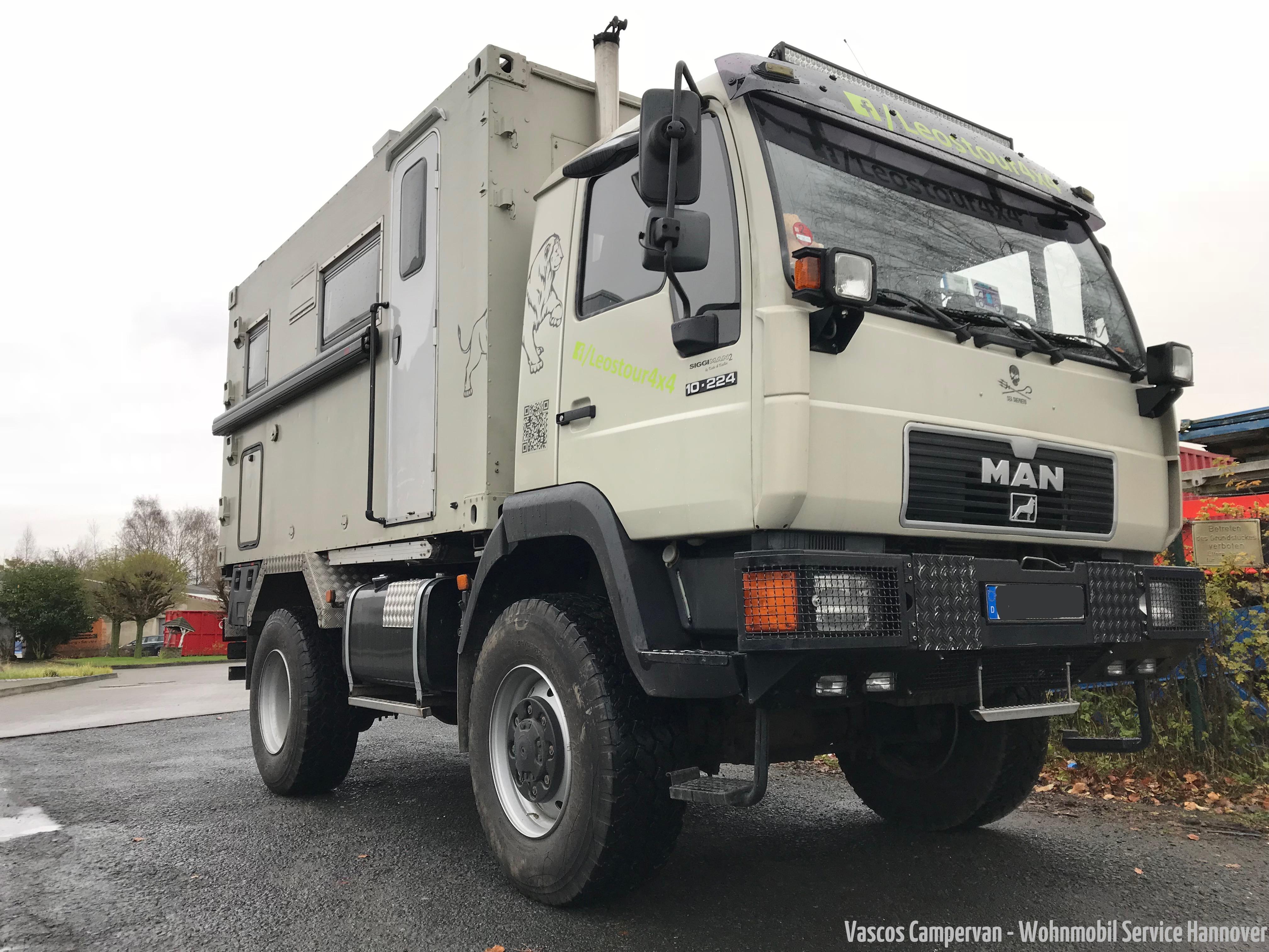 Leo Man MAN L2000 4x4