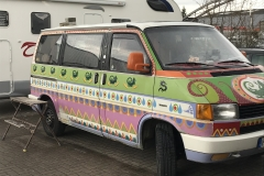 "VW T4 ""Hippie"" Version"