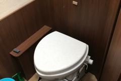 Ersatz für eine Zerhackertoilette